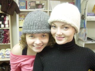 Heather, Hats and Me
