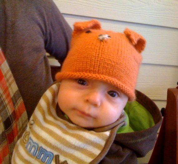 Lil' Will in The Cat Hat